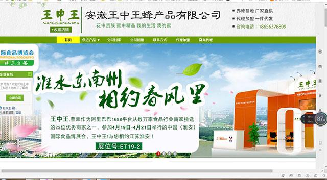 安徽王中王蜂产品_万博manbext网页版注册电子商务